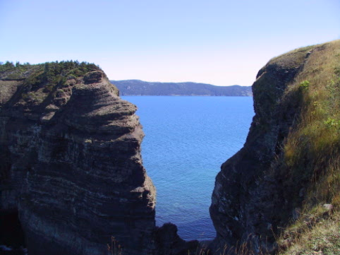 Spectacular Scenery on Bell Island